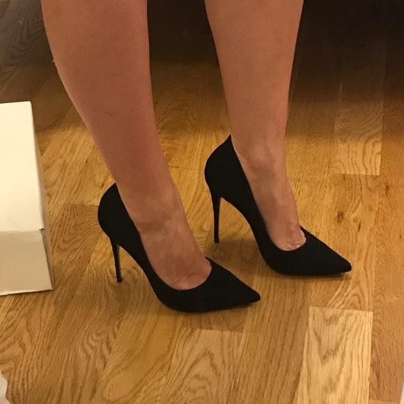 Aldo Shoes   Aldo Cassedy Black Suede